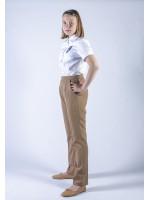 Marškiniai merginoms trumpomis rankovėmis. Privaloma uniformos dalis. 2