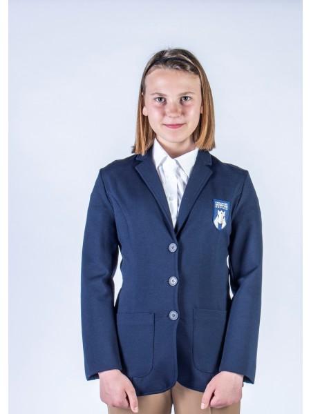 Švarkas merginoms. Privaloma uniformos dalis.