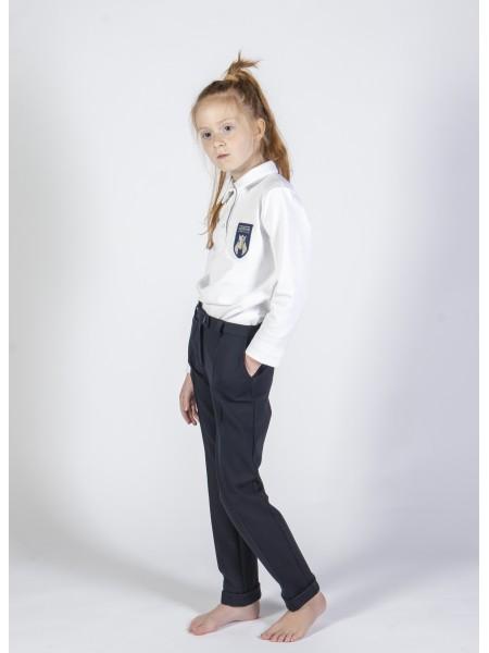 Kelnės mergaitėms. Privaloma uniformos dalis.