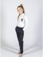 Kelnės mergaitėms. Privaloma uniformos dalis. 2