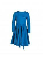 Mėlyna suknelė 1